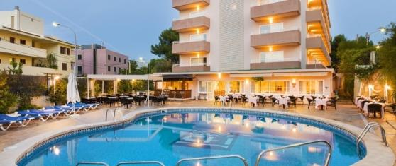 Hotel Delfín Mar 4 estrellas