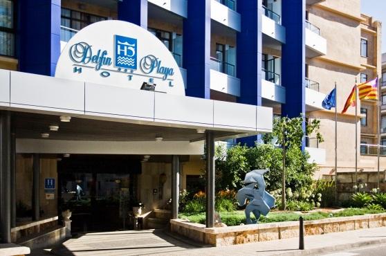 Hotel Delfín Playa 4 estrellas